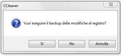Backup?
