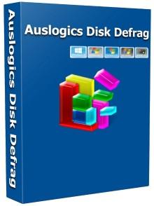 auslogic disk defrag