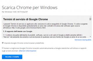 google chrome istalla