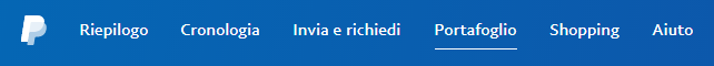 barra paypal