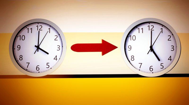 cambia l'ora