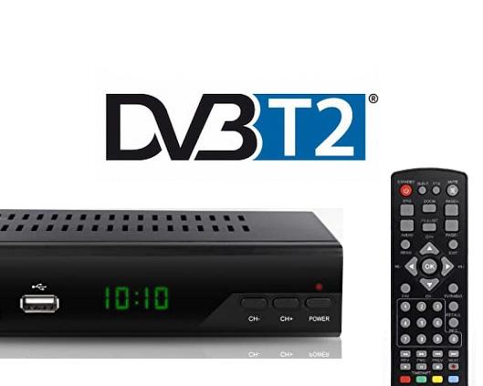 DVB-T2 decoder